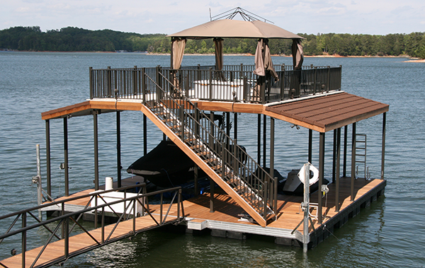 Boat Dock Design Plans | Boat Dock Plans | Popular Boat Dock Designs