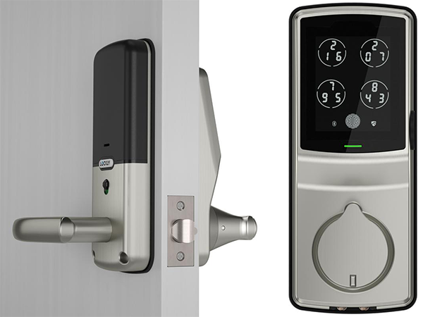 Voice Controlled Smart Locks and Voice-Controlled Security