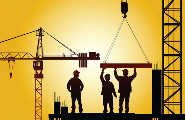 Construction Employment Increases and Construction Jobs