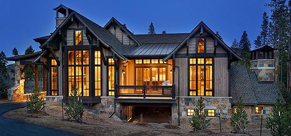 Exterior Home Design Materialsand High-Performance Home Exteriors