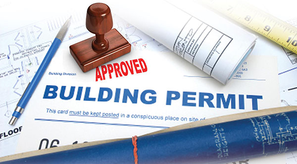 Home Building Permit Drawings