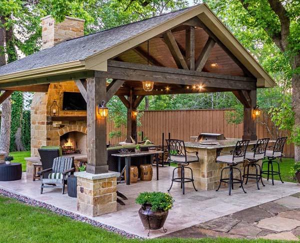 Popular Outdoor Design Trends