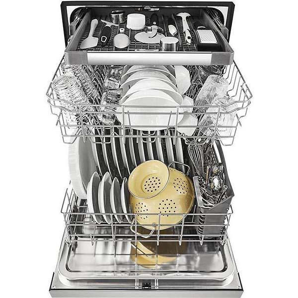 Whirlpool Third Rack Dishwashers